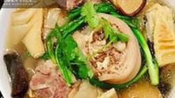 Bí quyết làm món măng khô hầm chân giò trong veo, thơm nức trong mâm cỗ Tết