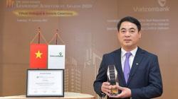 Vietcombank được The Asian Banker vinh danh quản trị tốt trong ứng phó với đại dịch covid-19
