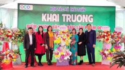 Khai trương điểm giới thiệu và bán sản phẩm OCOP tại huyện Quỳnh Nhai