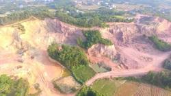 Thái Nguyên: Đề nghị đóng cửa mỏ đất núi Hiếu đối với Công ty Leadertec