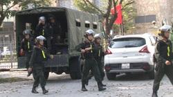 Tăng cường thêm cảnh sát cơ động để trấn áp tội phạm ở Huế