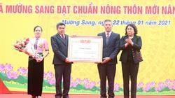 Mộc Châu có xã đầu tiên đạt chuẩn nông thôn mới nâng cao