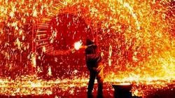Đả Thiết Hoa - loại hình biểu diễn bắn pháo hoa cực độc đáo của Trung Quốc