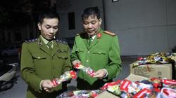 Lạng Sơn: Bắt giữ hơn 16.000 túi chân gà tẩm ướp gia vị nhập lậu