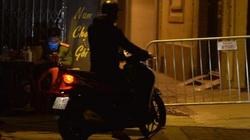 Hà Nội: Phong tỏa một con ngõ trong đêm vì có ca dương tính Covid-19
