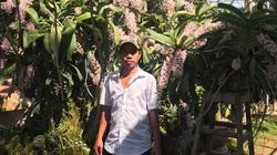 Một ông nông dân 8X tỉnh Bình Thuận trồng lan rừng quý hiếm, lan rừng đột biến mà mỗi tháng lãi 300 triệu đồng