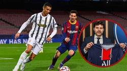 5 bom tấn HLV Pochettino muốn đưa về PSG: Có Messi, Ronaldo