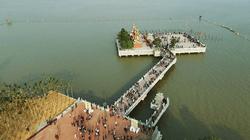 Hải Phòng: Khu di tích Bạch Đằng Giang đón nhận Bằng xếp hạng Di tích lịch sử quốc gia