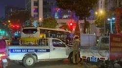Hà Nội: Xe buýt tông cụ bà 80 tuổi tử vong tại chỗ
