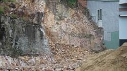 Bình Định: Ai là thủ phạm ngang nhiên đào phá núi trái phép, cách trụ sở Uỷ ban phường 50m?