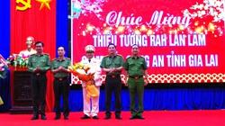 Giám đốc Công an tỉnh Gia Lai được thăng hàm Thiếu tướng