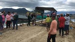 Khánh Hòa: Tìm kiếm 2 ngư dân mất tích trên biển