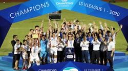 5 sự kiện thể thao trong nước đáng chú ý nhất 2020: V.League về đích thành công!