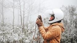 Ngày 7/1, không khí lạnh mạnh tràn về, lần đầu tiên chuyên gia cảnh báo vùng núi có tuyết