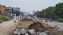 Hải Phòng: Sau phản ánh của Dân Việt, đường nối với dải trung tâm nghìn tỷ đã được đầu tư nâng cấp