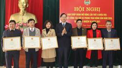 Hội Nông dân tỉnh Thái Nguyên tặng bằng khen cho hơn 100 tập thể, cá nhân có thành tích xuất sắc