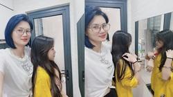 Hoa khôi bóng chuyền Kim Huệ khoe con gái... càng lớn càng xinh