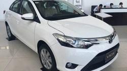 Lý giải Toyota Vios chạy 5 năm vẫn có giá hấp dẫn