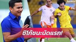 Tin sáng (6/1): Báo Thái Lan khen Kiatisak sau chiến thắng đầu tay cùng HAGL
