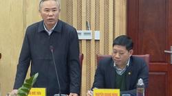 Thứ trưởng Bộ NNPTNT yêu cầu Nghệ An áp dụng các biện pháp mạnh chống khai thác hải sản bất hợp pháp