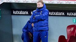 """Barca vượt qua Bilbao, HLV Koeman lập tức đưa Messi """"lên mây xanh"""""""