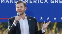 Con trai Trump đe dọa các đảng viên Cộng hòa không ủng hộ bố