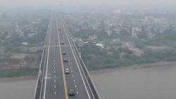 Ảnh: Sáng nay, chính thức thông xe cầu Thăng Long
