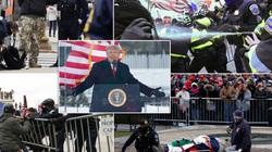 Đảng Dân chủ đòi luận tội Trump vì bạo loạn ở Quốc hội