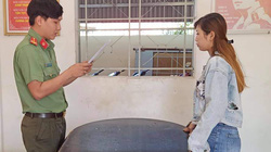 Xử phạt cô gái xúc phạm CSGT trên Facebook