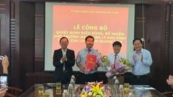 """Quảng Nam: Ngồi chưa """"yên ghế"""", Phó Trưởng Ban KKT mở Chu Lai lại được điều động làm lãnh đạo Sở Giao thông"""