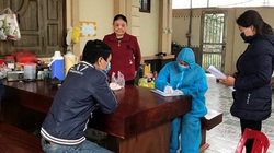 Thanh Hóa đưa thêm 2 công dân nhập cảnh trái phép đi cách ly