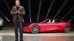 """""""Ông trùm xe điện Tesla"""" thần tốc giàu nhất hành tinh"""