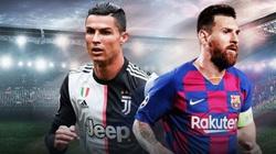 Bỏ xa Messi, Ronaldo vô đối trên mạng xã hội