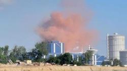 Dân 'xin' nhà máy thép Hòa Phát Dung Quất dừng xả mùi khét lẹt để đón Tết