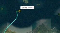 NÓNG: Máy bay Indonesia chở 59 người mất liên lạc khi vừa cất cánh