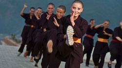 """Những ni cô """"tuyệt đỉnh Kung Fu"""" trên đỉnh Himalaya"""