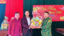 Quảng Nam: Trao 200 suất quà tết cho người dân xã La Dêê và Đắc Tôi