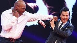 Chân Tử Đan mua bảo hiểm trước khi đấu võ với Mike Tyson