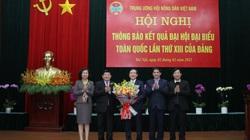 Tân Ủy viên Trung ương Đảng Lương Quốc Đoàn: Sẽ nỗ lực hết mình vì giai cấp nông dân và Hội NDVN