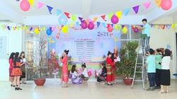 Phú Thọ: Không về nước vì dịch Covid-19, hơn 200 sinh viên Lào hào hứng đón Tết Việt