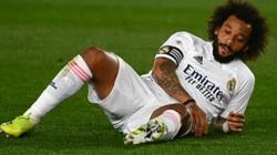 Mất thêm Marcelo, Real Madrid còn đúng 3 hậu vệ