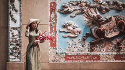 Gợi ý nơi chụp ảnh áo dài Tết đẹp ở Sài Gòn