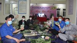 """Thợ mỏ xa nhà với """"Tết Covid-19"""" đầu tiên ở Quảng Ninh"""