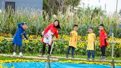 Mở cửa đường hoa Home Hanoi Xuan 2021