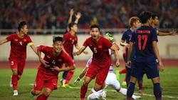 """BXH FIFA 2010-2021: ĐT Việt Nam cho Thái Lan """"hít khói"""""""