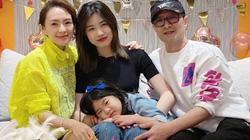 Hé lộ mối quan hệ mẹ ghẻ - con chồng của Chương Tử Di và con riêng của Uông Phong