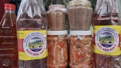 Đà Nẵng: Dịp Tết bán hàng nghìn lít nước mắm màu cánh gián, thơm lừng vang danh khắp xứ
