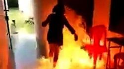 Nóng: Phóng hỏa kinh hoàng ngày mùng 1 Tết vì mâu thuẫn tình cảm