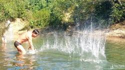 Nghệ An: Vũng nước sâu nhiều cá đặc sản quý hiếm, cá mát là cá gì mà dân chỉ bắt vừa đủ ăn?