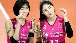 """""""Thiên thần bóng chuyền"""" Lee Da-yeong """"hổ báo"""", tan sự nghiệp?"""